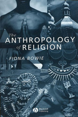 Anthropology of Religion An Introduction  2000 edition cover
