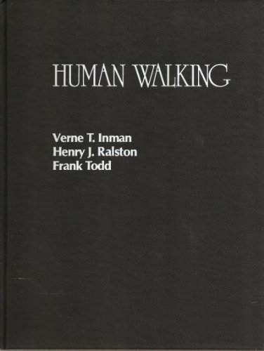 Human Walking   1981 9780683043488 Front Cover