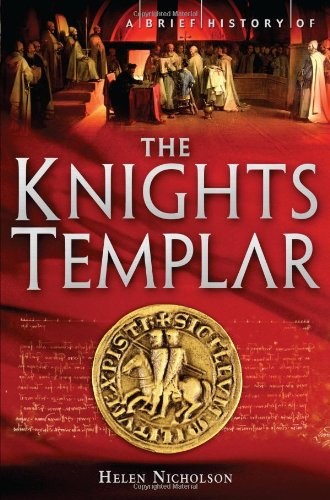 Brief History of the Knights Templar  N/A 9780762438488 Front Cover