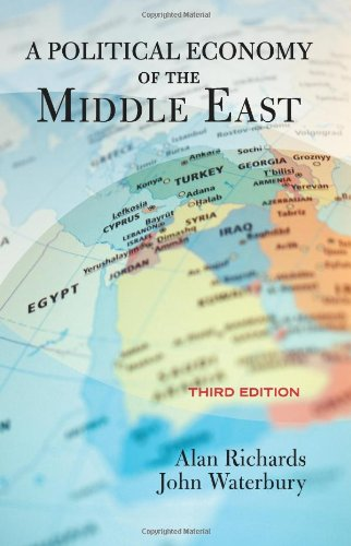 Political Economy of the Middle East  3rd 2007 edition cover