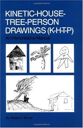 Kinetic-House-Tree-Person Drawings (K-H-T-P) An Interpretative Manual  1987 edition cover