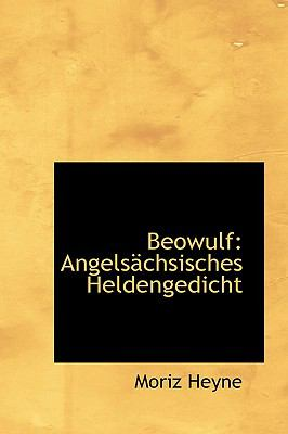 Beowulf Angels�chsisches Heldengedicht N/A edition cover