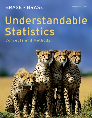 UNDERSTANDABLE STATISTICS-W/GD N/A 9781111655488 Front Cover