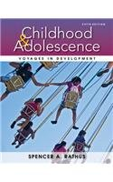 Childhood and Adolescence: Voyages in Development  2013 edition cover
