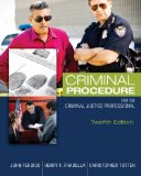 Criminal Procedure for the Criminal Justice Professional:   2015 edition cover