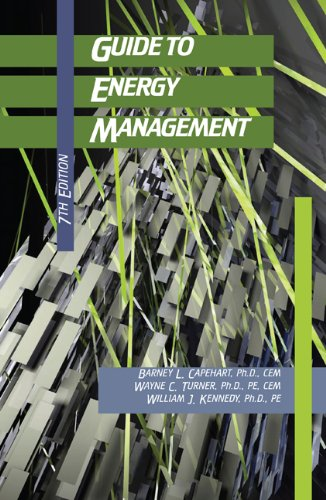 Guide to Energy Management  7th 2011 (Revised) edition cover