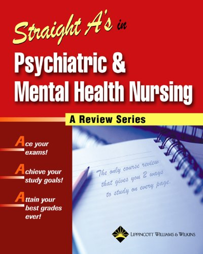 Psychiatric and Mental Health Nursing   2006 edition cover