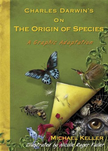 Charles Darwin's on the Origin of Species A Graphic Adaptation  2009 edition cover