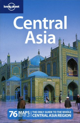 Central Asia  5th 2010 (Revised) 9781741791488 Front Cover