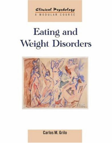 Eating and Weight Disorders   2007 edition cover