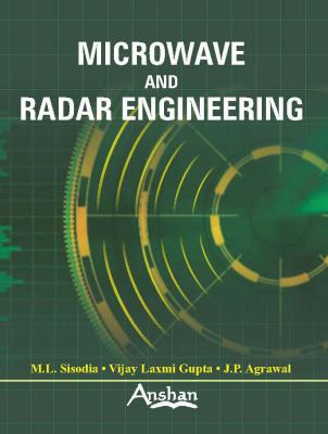 Microwave and Radar Engineering:  2011 edition cover