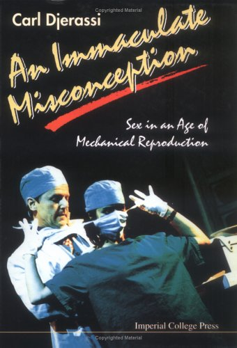 Immaculate Misconception Sex in an Age of Mechanical Reproduction  2000 edition cover
