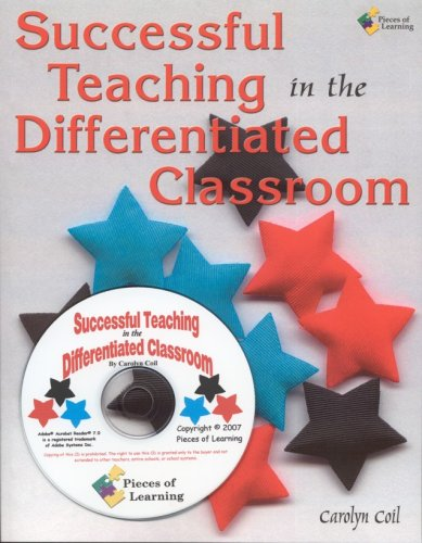 Successful Teaching in the Differentiated Classroom  2007 edition cover