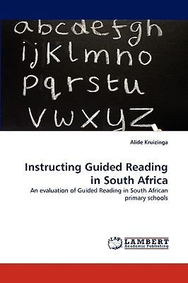 Instructing Guided Reading in South Afric N/A 9783838369488 Front Cover