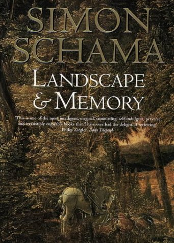 Landscape and Memory N/A edition cover