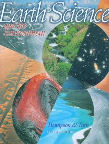 Earth Science and the Environment  2nd 1999 edition cover