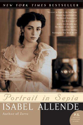 Retrato en Sepia  N/A 9780060898489 Front Cover