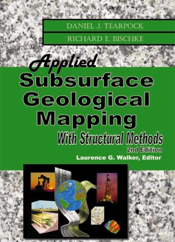 Applied Subsurface Geological Mapping with Structural Methods  2nd 2003 (Revised) 9780130919489 Front Cover