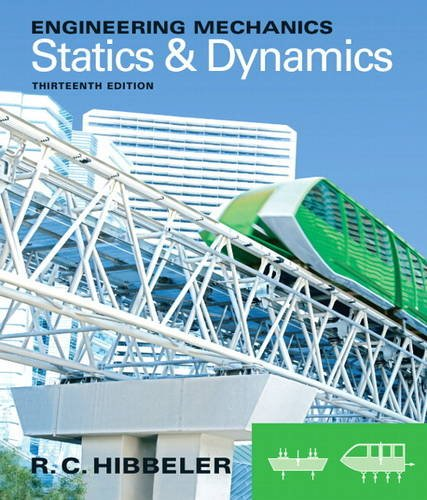 Engineering Mechanics Statics and Dynamics 13th 2013 (Revised) edition cover