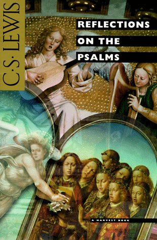 Reflections on the Psalms   1964 edition cover