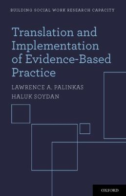 Translation and Implementation of Evidence-Based Practice   2012 edition cover
