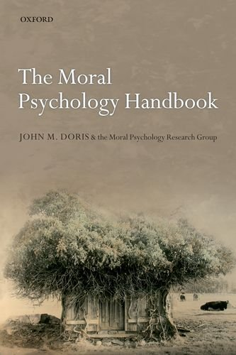 Moral Psychology Handbook   2012 edition cover