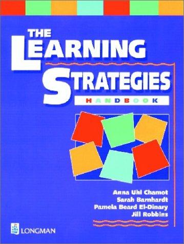Learning Strategies Handbook   2000 (Handbook (Instructor's)) edition cover