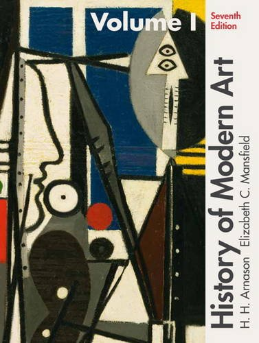 History of Modern Art Volume I  7th 2013 9780205259489 Front Cover