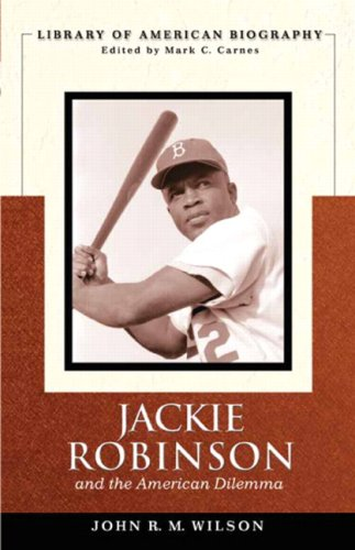 Jackie Robinson and the American Dilemma   2010 edition cover