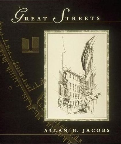 Great Streets   1993 9780262100489 Front Cover