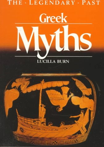 Greek Myths   1990 edition cover