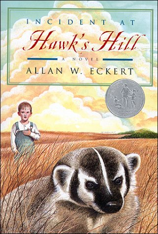 Incident at Hawk's Hill  N/A edition cover