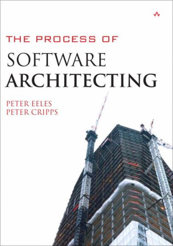 Process of Software Architecting   2010 edition cover