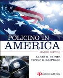 Policing in America:   2014 edition cover