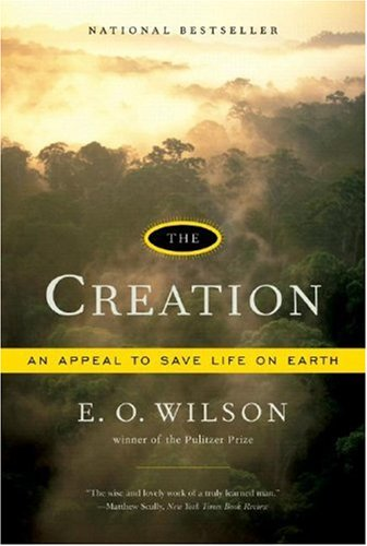 Creation An Appeal to Save Life on Earth  2007 edition cover