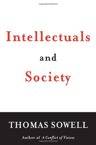 Intellectuals and Society   2010 edition cover