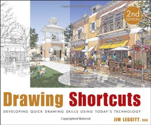 Drawing Shortcuts Developing Quick Drawing Skills Using Today's Technology 2nd 2010 edition cover