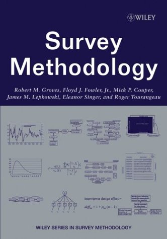 Survey Methodology   2004 edition cover