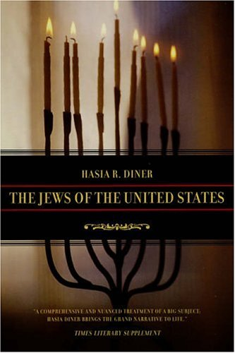 Jews of the United States, 1654 To 2000   2006 edition cover