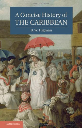 Concise History of the Caribbean   2011 edition cover