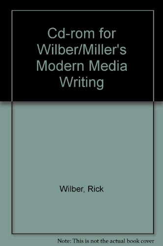 Modern Media Writing   2003 9780534520489 Front Cover