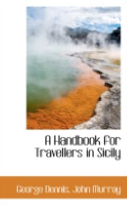A Handbook for Travellers in Sicily:   2008 edition cover