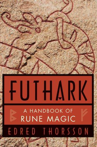 Futhark A Handbook of Rune Magic  1984 9780877285489 Front Cover