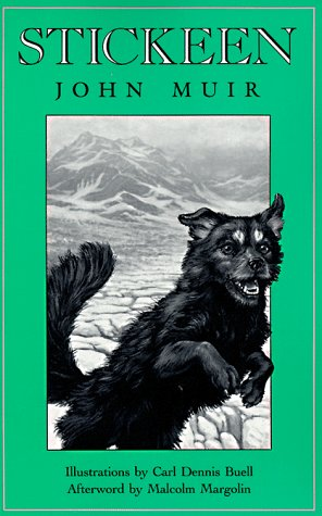 Stickeen 1st (Reprint) edition cover