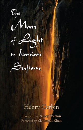 Man of Light in Iranian Sufism  2nd 1994 (Reprint) edition cover