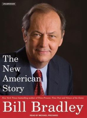 The New American Story: Library Edition  2007 9781400134489 Front Cover