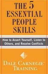 5 Essential People Skills How to Assert Yourself, Listen to Others, and Resolve Conflicts  2009 edition cover