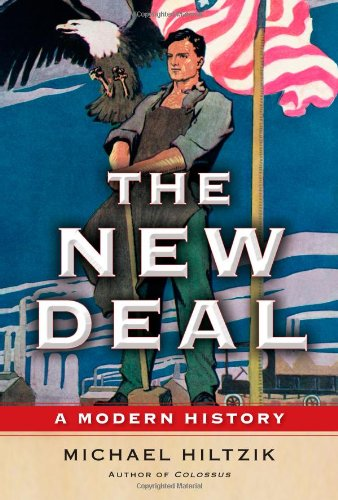 New Deal A Modern History  2011 edition cover