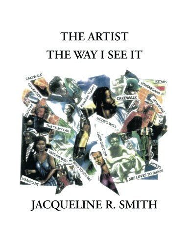 The Artist the Way I See It  0 edition cover