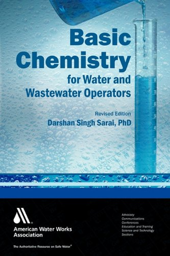 Basic Chemistry for Water and Wastewater Operators  2nd 2005 9781583211489 Front Cover